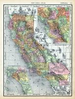 Page 103 - California, World Atlas 1911c from Minnesota State and County Survey Atlas